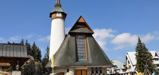 Sanktuarium na Krzeptówkach