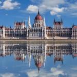 Siedziba Parlamentu wBudapeszcie
