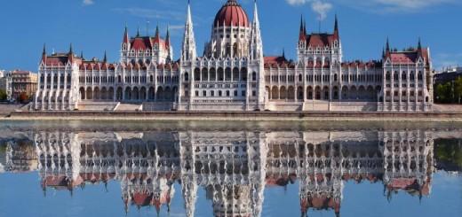 Siedziba Parlamentu w Budapeszcie