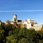 zamek wstarej lubowli