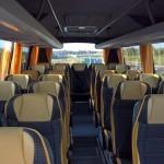 Iveco autobus 30miejsc 2016r wnętrze