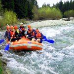 Rafting naDunajcu