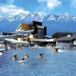 AquaCity Poprad na Słowacji