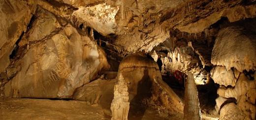 Jaskinia Bielańska na Słowacji