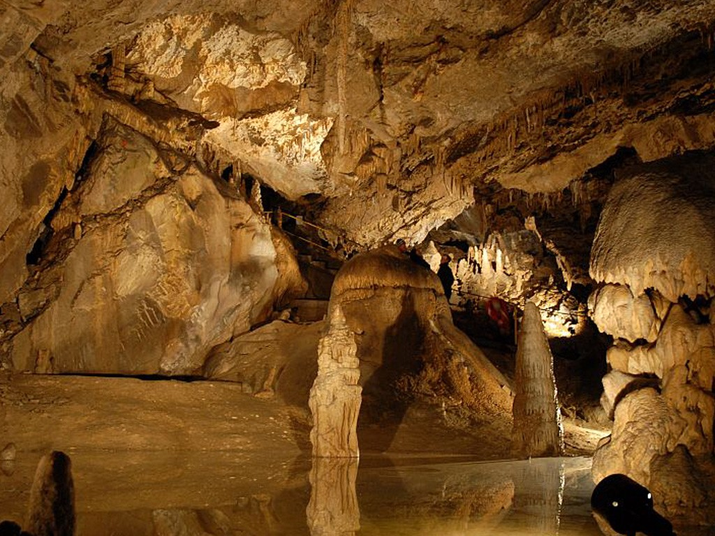 Jaskinia Bielańska naSłowacji