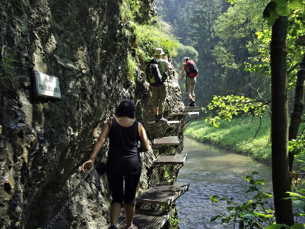 Słowacki Raj - Przełom Hornadu Słowacja