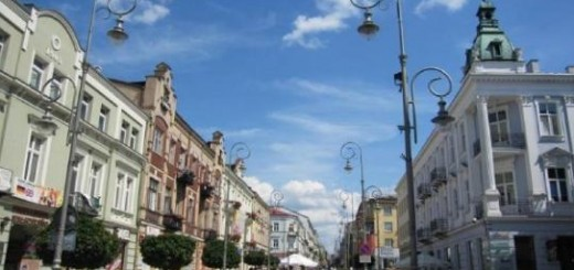 Stare Miasto w Kielcach
