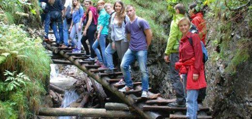 Szlak Słowacki Raj na Słowacji