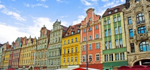 Rynek Główny we Wrocławiu