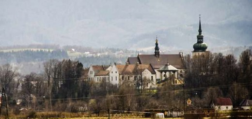 Klasztor Sióstr Klarysek w Starym Sączu