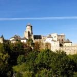Zamek wStarej Lubowli naSłowacji