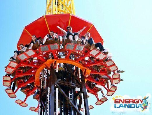 Park Rozrywki Energylandia w Zatorze
